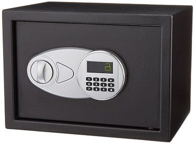 AmazonBasics Security Safe - 0.5 Cu.Ft