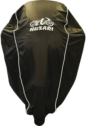 Nuzari Polyester Motorcycle Cover