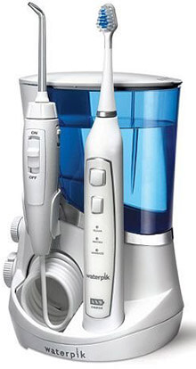 Waterpik Complete Care 5.0 Electric Toothbrush & Water Flosser