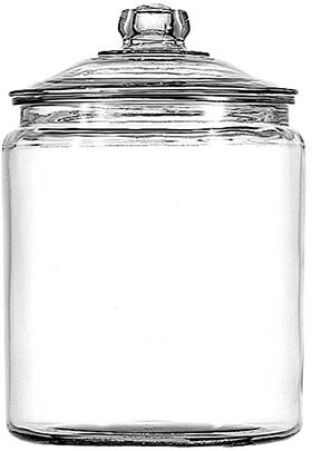 Anchor Hocking Heritage Hill 1-Gallon Jar, Set of 2