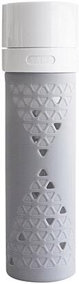 SANS J Vacuum Sealed Glass Travel Bottle