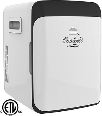 Cooluli Portable Electric Cooler and Warmer
