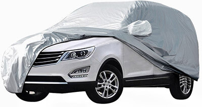 "Audew XL204"" Car Cover"
