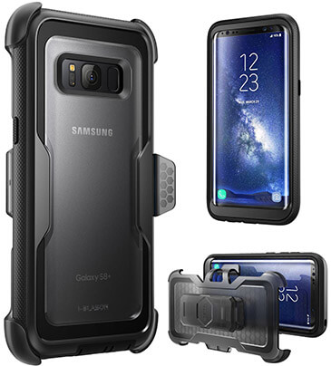 i-Blason Galaxy S8+ Full Body Case