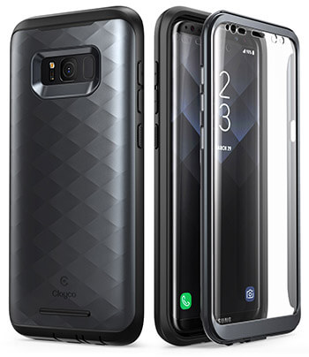 Clayco S8 Plus Rugged Case