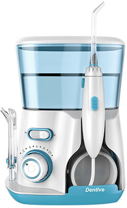 Dentive Aquarius Water Flosser for Teeth, Braces and Bridges