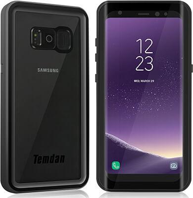Temdan Samsung Galaxy S8 Case