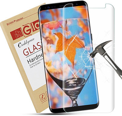 Coddycase S8 Plus Screen Protector