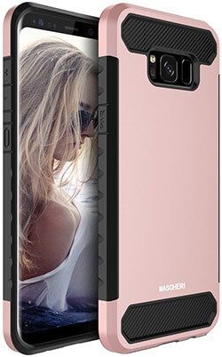 Mascheri Prism Series Samsung Galaxy S8 Case