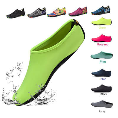 HLM Aqua Socks Women's Swim Shoes