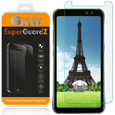 SuperGuardZ Galaxy S8 Active Screen Protector