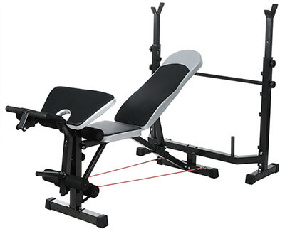 Jaketen Olympic Multi-Functional Weight Bench