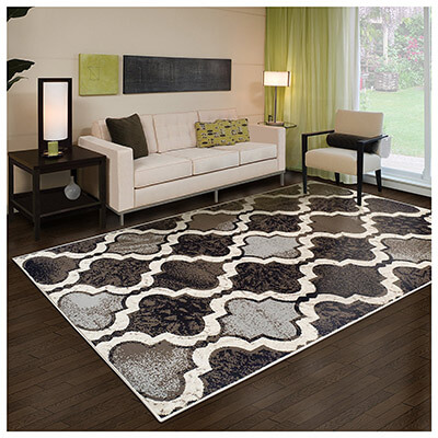 Superior Modern Viking Collection Floor Rug