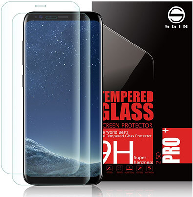 SGIN Galaxy S8 Plus Screen Protector