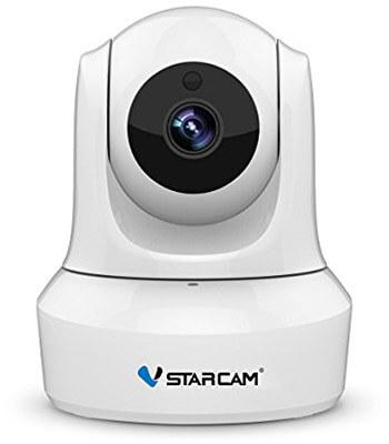 VStarcam WiFi IP Camera, Pan Tilt Home Camera, 760p Wide View Security Camera