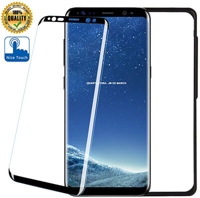 Tanaab Galaxy S8 Screen Protector