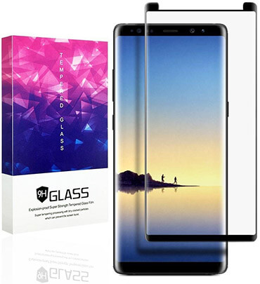 SWINCHO Galaxy Note 8 Tempered Glass Screen Cover