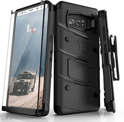 Zizo Bolt Series Samsung Note 8 Case