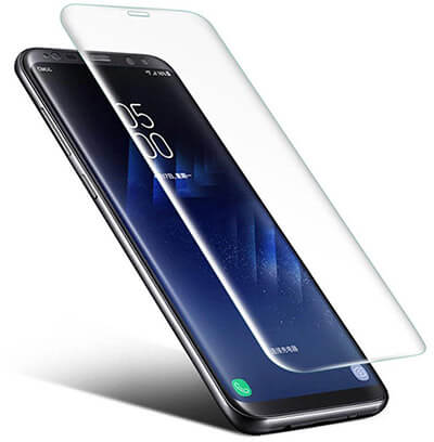 Livoty Full Tempered Glass Film for Samsung Galaxy Note8