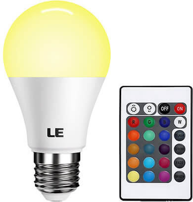 Lighting EVER LED light bulb
