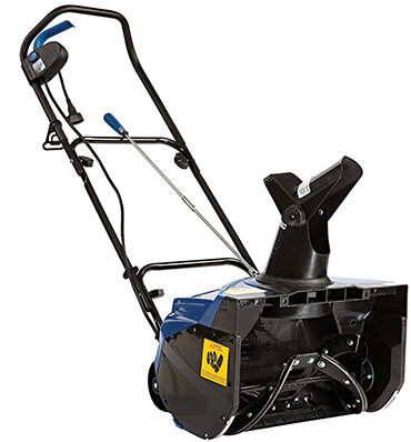 Snow Joe Ultra SJ622E 15 Amp Electric Snow Thrower, 18 Inch