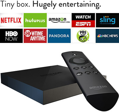 Amazon Fire TV, 1st Generation