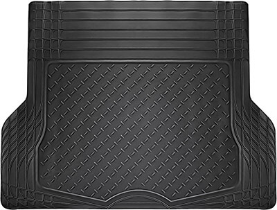 OxGord Rubber Car Floor Mats