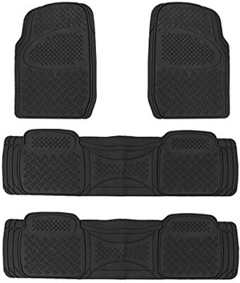 UAA INC rubber mats for car
