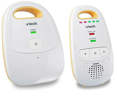 VTech DM111 Audio Baby Monitor
