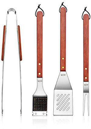 New Star Foodservice 59007 BBQ Tool Set
