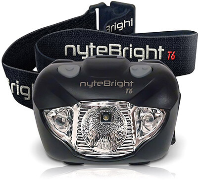 NyteBright LED Headlamp