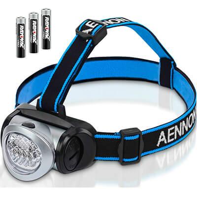 Aennon LED Headlamp