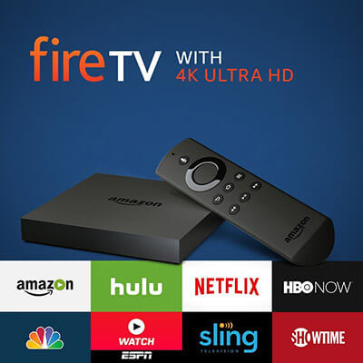 Fire TV, Previous Generation