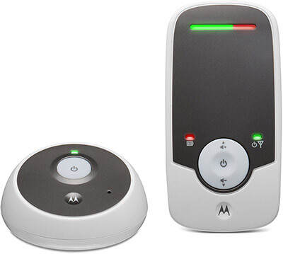 Motorola Digital MBP160 Audio Baby Monitor