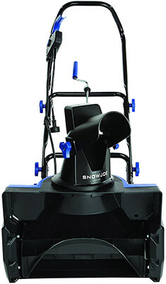 Snow Joe Ultra SJ618E 13Amp Electric Snow Thrower, 18-Inch