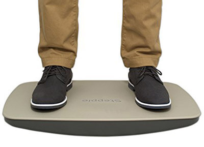 Victor ST570 Steppie Balance Board, Must-Have Standing Desk Board