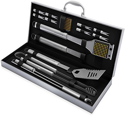 Home-Complete BBQ Tool Set