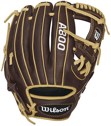 Wilson Showtime Series Pedroia Fit 11.5-inch Baseball Glove