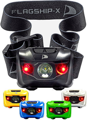 Flagship Expeditions LED Headlamp