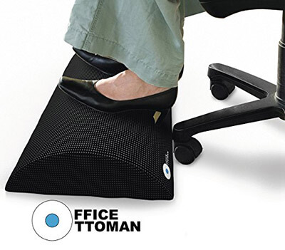 Office Ottoman Under Desk Foot Rest