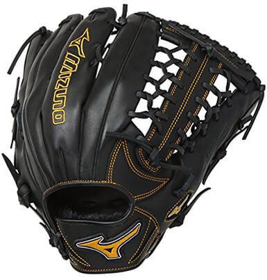 Mizuno MVP Prime GMVP1275P2 Adult Baseball Outfield Glove