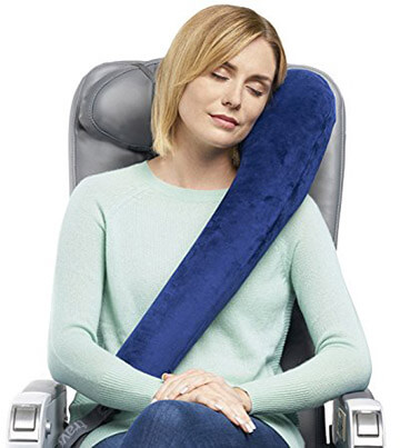 Travelrest neck support travel pillow