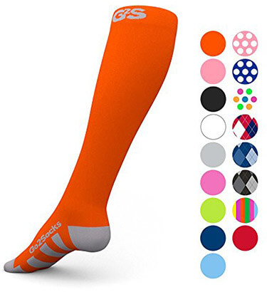 Go2 Compression Socks Athletic Running Sock, Compression socks for Women and Men