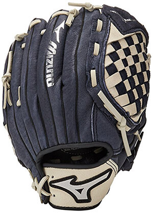 Mizuno Prospect Baseball Glove for Youth and kids