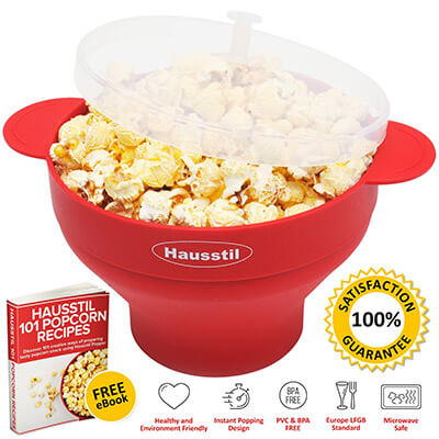 Hausstil Air Popcorn Popper