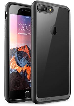 Supcase Unicorn Premium Hybrid Protective Clear Case for iPhone 8 plus