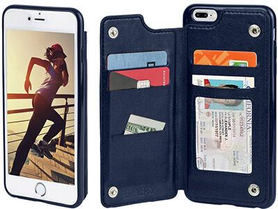 Gear Beast iPhone 8 Plus Wallet Case