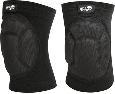 Bodyprox Protective Knee Pads, Collision Avoidance Knee Sleeve