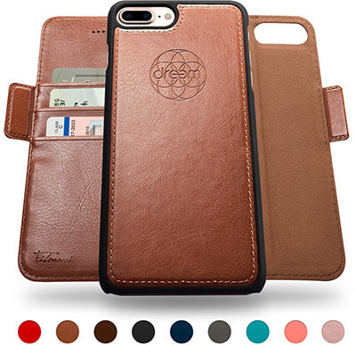 Dreem iPhone 8 Plus and 7 Plus Wallet Case