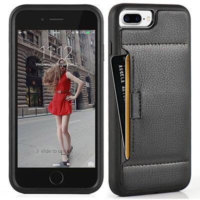 ZVE iPhone 8 Plus Wallet